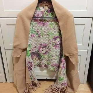 💥CNY discount💥Gucci GG super soft cashmere scarf
