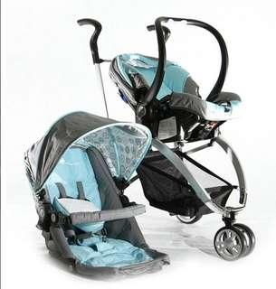 MamaLove Stroller