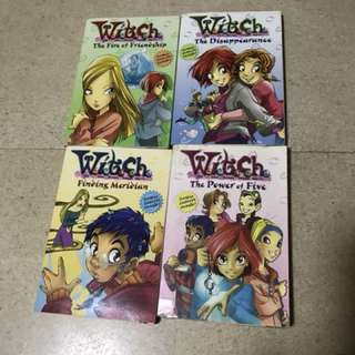 Sales!!! Witch Book 1 to 4 (4 books)