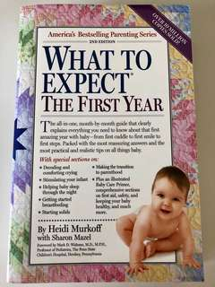 What to Expect the First Year - 2nd Edition