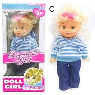 Girls Doll - C