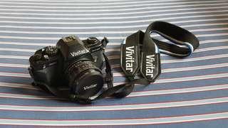 VIVITAR V3800N SLR manual focus camera