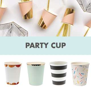 Party Paper Cup