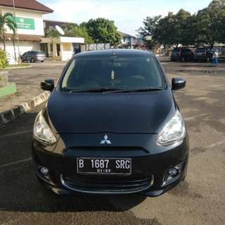 Mirage exceed 2012 matic, istimewa