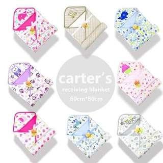 Carters double Layer Receiving Blanket