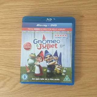 Gnomeo & Juliet [UK Import Blu-ray + DVD]
