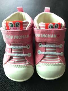 🚚 童鞋 學步鞋 麵包超人 紅精靈 13.5公分