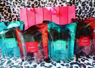 Authentic Victoria's Secret Fragrance and Shimmer Mist