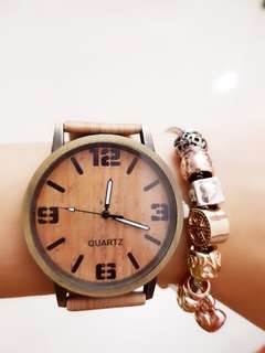 Wood Design Watch