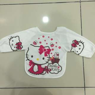 Hello Kitty/baby bib/original hello kitty