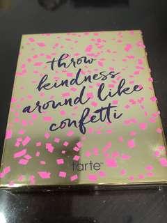 🚚 Tarte Throw kindness around like confetti 眼影盤