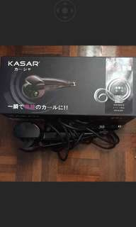 自动卷发器 Kasar Professional Perfect Curl Hair Styler Black