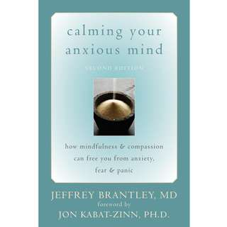 Calming Your Anxious Mind: How Mindfulness and Compassion Can Free You from Anxiety, Fear, and Panic by Jeffrey Brantley - EBOOK