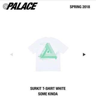 Palace Surkit tee Size L