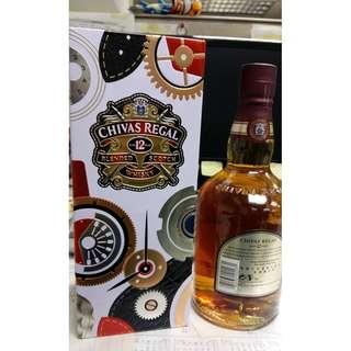 Chivas 芝華士 威士忌酒 (限量版)