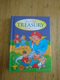 Fairy Tale Treasury Book 1, 3stories