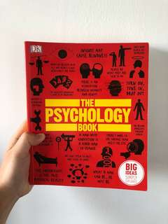 Big Psychology Book