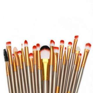 Gujhui Brush Make Up Set