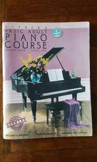 Piano - Alfred's Basic Piano Course