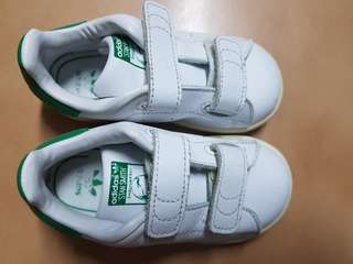 ADIDAS STAN SMITH SIZE:6 1/2 UK:6K  FR:23