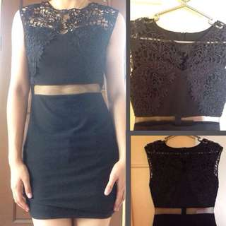 Get Laud Black Dress