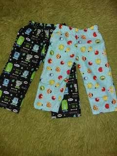 Long pants 4y