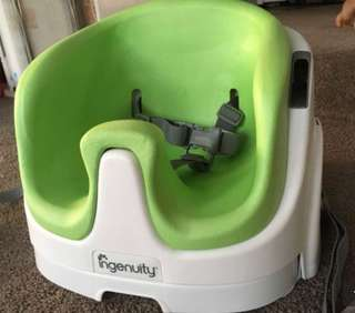 Ingenuity Baby Booster Seat 2 in 1