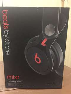 Beats by dr dre David Guetta mixr edition