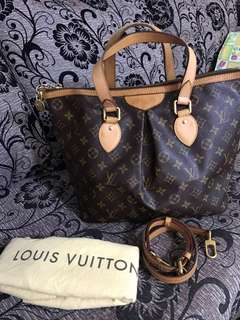 Preowned Authentic LV Palermo
