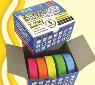 Glue tape roller