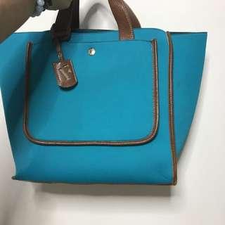Furla Canvas Bag