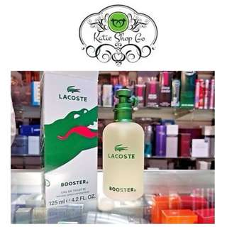 AUTHENTIC PERFUME - LACOSTE BOOSTER
