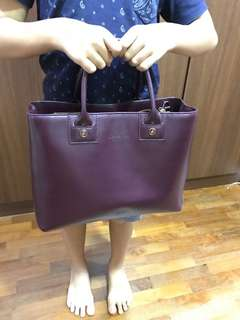 Authentic Agnes B bag( limited edition)