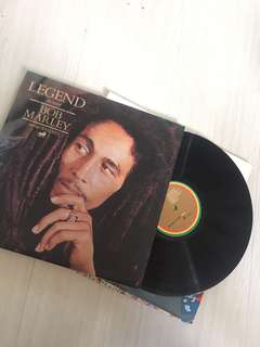 Bob Marley and the Wailers, LEGEND on Vinyl