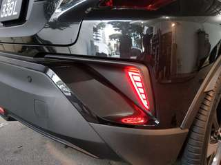 C-HR Bumper reflector Light