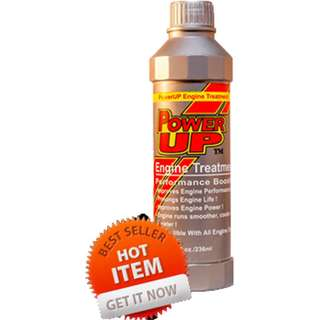 Engine Treatment Power Up Made in USA