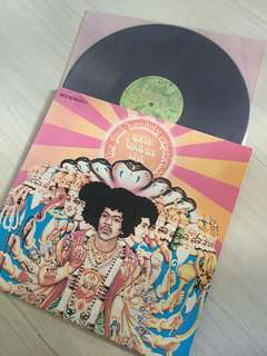 Jimi Hendrix, Bold as Love, on Vinyl