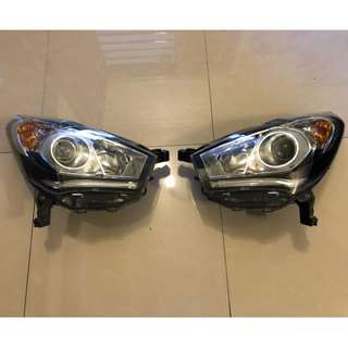 Headlamp Myvi led