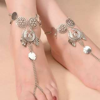 Vintage Foot Jewellery