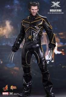 Hot Toys Wolverine X men Last Stance