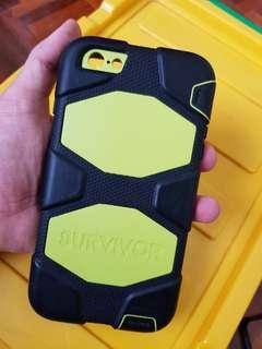 Casing Survivor iPhone 6plus/ 6s plus