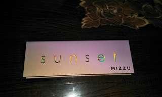 Mizzu x Tasya Farasya : Sunset Eyeshadow Palette #JapanDays2018