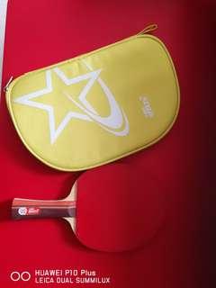 紅雙喜乒乓球拍