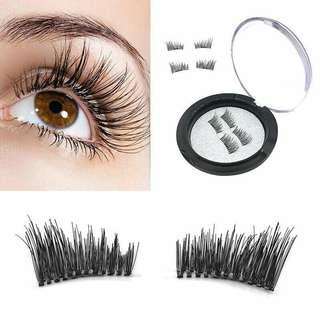 🔥3D Magnet eyelashes