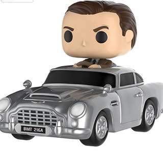 Funko Pop Ride - James Bond