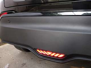 C-HR Bumper Centeh Light