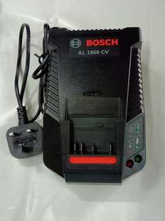 Bosch Lithium-ion Battery Quick Charger: AL1860CV