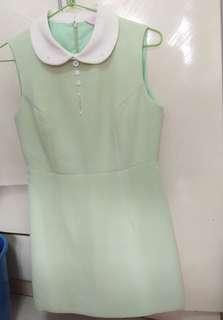 Cute Dress Light Blue
