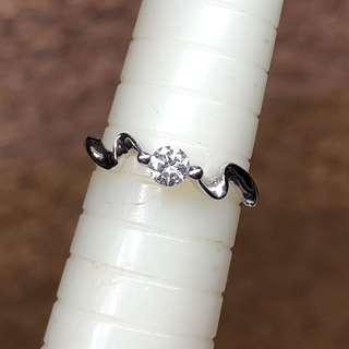 TSL 18kt diamond ring 💍 謝瑞麟鑽石戒指