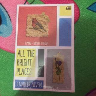 All The Bright Places (Jennifer Niven)